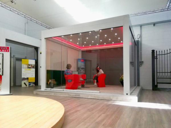 gibus atelier 600x450 Lazienda | Clast srl: porte, portoni, sicurezza, cancelli, automazioni. Via Soncino 5, Trescore Cremasco