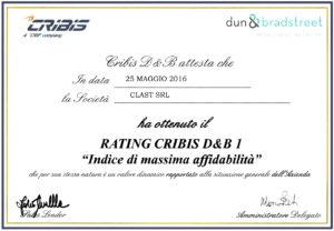cribis 2 300x208 Clast srl è al massimo grado di affidabilità per Cribis D&B | Clast srl: porte, portoni, sicurezza, cancelli, automazioni. Via Soncino 5, Trescore Cremasco