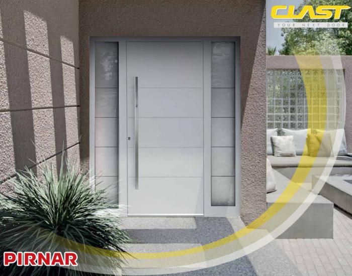 Sicurezza e stile portoncini blindati e in alluminio in offerta da clast - Portoncini blindati da esterno ...