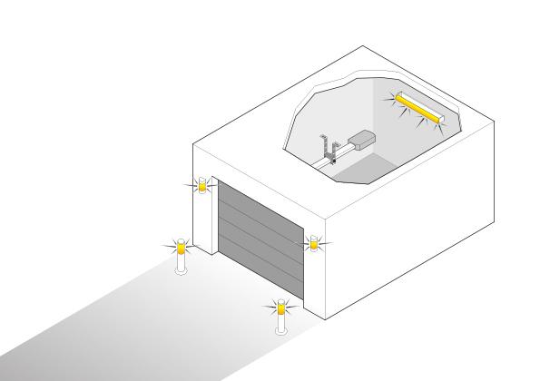 4 zusatzrelais Persus e i motori SLB: stile, sicurezza nel palmo di una mano | Clast srl: porte, portoni, sicurezza, cancelli, automazioni. Via Soncino 5, Trescore Cremasco