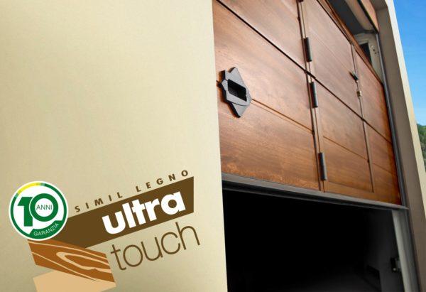Ultra Touch porta 1320 600x411 Breda inaugura il 2107 con novità...ULTRA! | Clast srl: porte, portoni, sicurezza, cancelli, automazioni. Via Soncino 5, Trescore Cremasco