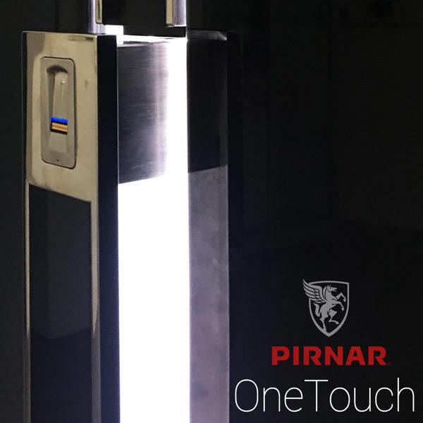 clastsrl presenta pirnar one touch 600x600 Servizi di qualità | Clast srl: porte, portoni, sicurezza, cancelli, automazioni. Via Soncino 5, Trescore Cremasco