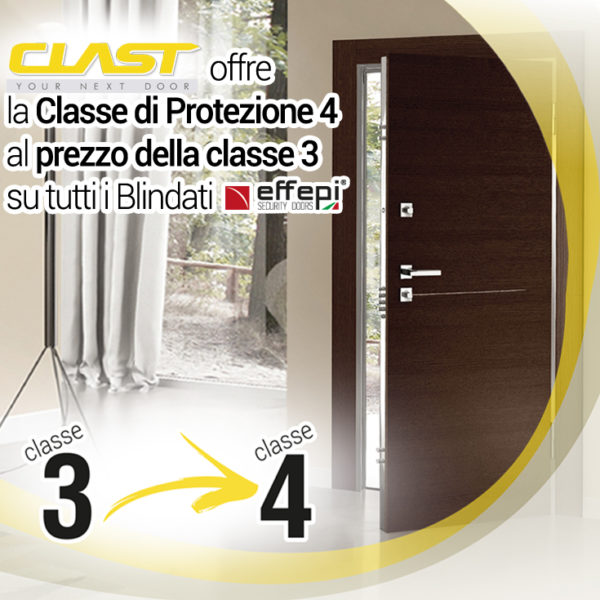 2017 promo classe4 effepi Clast 600x600 homepage | Clast srl: porte, portoni, sicurezza, cancelli, automazioni. Via Soncino 5, Trescore Cremasco