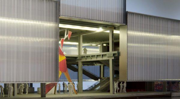 30 oma rem koolhaas and the garage museum of contemporary art moscow popup 600x332 Your Next Design: Garage Museum of Contemporary Art   Mosca | Clast srl: porte, portoni, sicurezza, cancelli, automazioni. Via Soncino 5, Trescore Cremasco