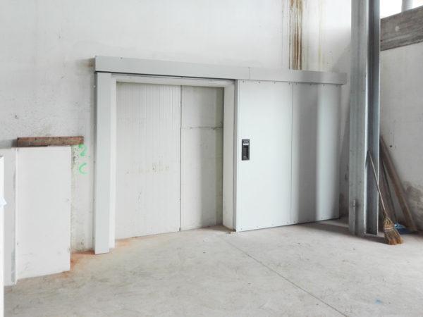 IMG 20171108 114455 600x450 Ninz: la porta tagliafuoco per eccellenza. | Clast srl: porte, portoni, sicurezza, cancelli, automazioni. Via Soncino 5, Trescore Cremasco