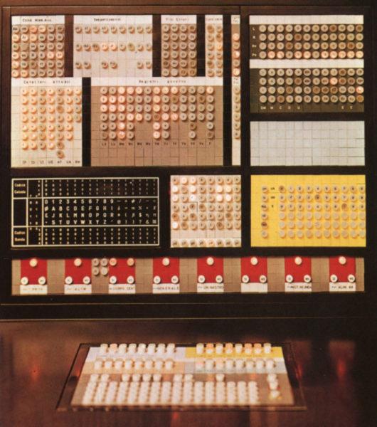 elea 9003 a 530x600 Olivetti: innovazione e sguardo verso il futuro | Clast srl: porte, portoni, sicurezza, cancelli, automazioni. Via Soncino 5, Trescore Cremasco