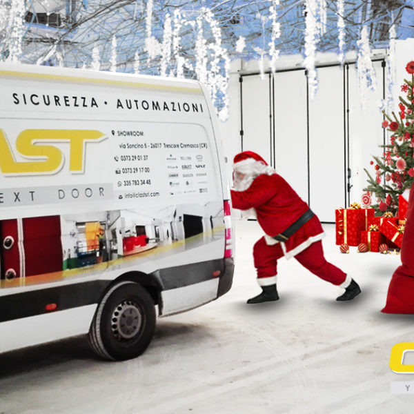 clast natale 600x600 homepage | Clast srl: porte, portoni, sicurezza, cancelli, automazioni. Via Soncino 5, Trescore Cremasco