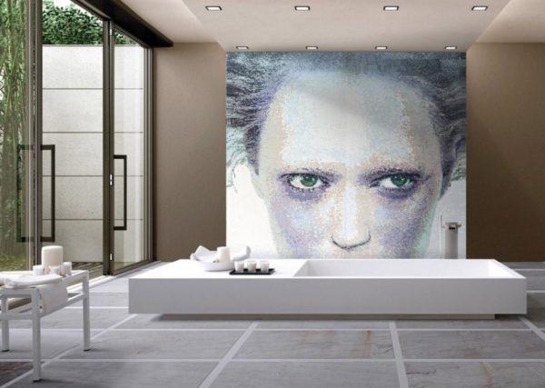 decor the look amnesia 10x10jpg  404 600x427 YourNextDesign: larte del dettaglio, il mosaico | Clast srl: porte, portoni, sicurezza, cancelli, automazioni. Via Soncino 5, Trescore Cremasco