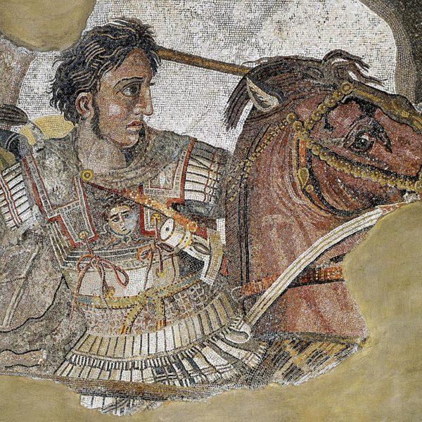 mosaico antichita alessandro magno 600x600 homepage | Clast srl: porte, portoni, sicurezza, cancelli, automazioni. Via Soncino 5, Trescore Cremasco