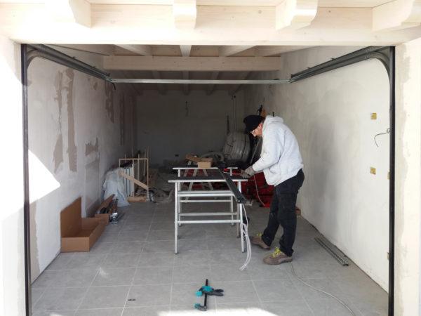 20180314 090624 600x450 Persus di Breda: linee pulite ed eleganza per un garage con stile. | Clast srl: porte, portoni, sicurezza, cancelli, automazioni. Via Soncino 5, Trescore Cremasco