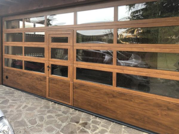 IMG 2535 600x450 Trasparenze e dimensioni: il garage cambia volto con Clast | Clast srl: porte, portoni, sicurezza, cancelli, automazioni. Via Soncino 5, Trescore Cremasco