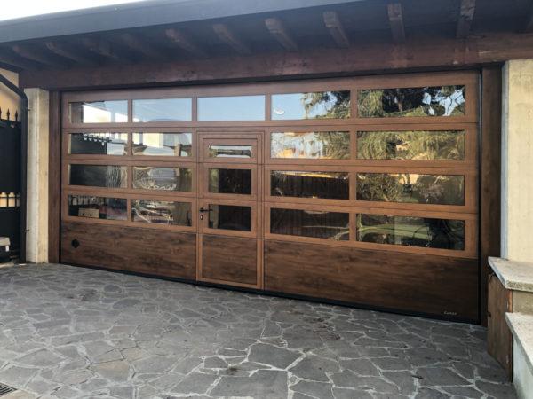 IMG 2840 600x450 Trasparenze e dimensioni: il garage cambia volto con Clast | Clast srl: porte, portoni, sicurezza, cancelli, automazioni. Via Soncino 5, Trescore Cremasco