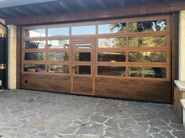 IMG 2841 600x450 Trasparenze e dimensioni: il garage cambia volto con Clast | Clast srl: porte, portoni, sicurezza, cancelli, automazioni. Via Soncino 5, Trescore Cremasco