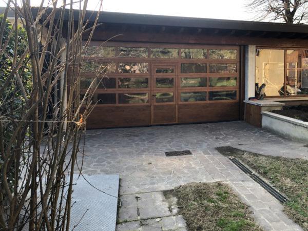 IMG 2842 600x450 Trasparenze e dimensioni: il garage cambia volto con Clast | Clast srl: porte, portoni, sicurezza, cancelli, automazioni. Via Soncino 5, Trescore Cremasco