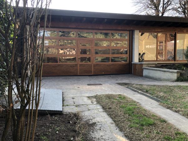 IMG 2844 600x450 Trasparenze e dimensioni: il garage cambia volto con Clast | Clast srl: porte, portoni, sicurezza, cancelli, automazioni. Via Soncino 5, Trescore Cremasco