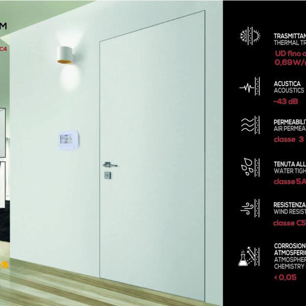 MAJOR1 600x600 homepage | Clast srl: porte, portoni, sicurezza, cancelli, automazioni. Via Soncino 5, Trescore Cremasco