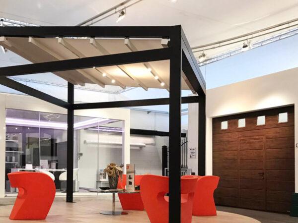 a 600x450 Clast è Gibus Atelier: la qualità outdoor vi aspetta in showroom. | Clast srl: porte, portoni, sicurezza, cancelli, automazioni. Via Soncino 5, Trescore Cremasco